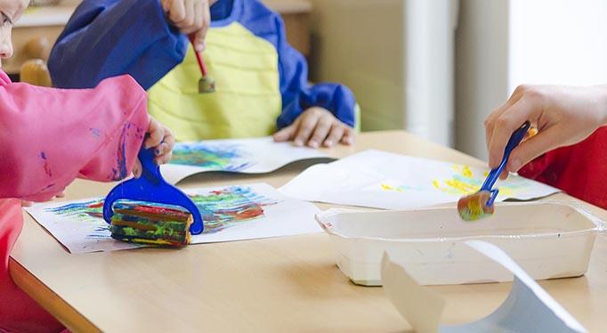 méthodes pédagogiques tournées vers l'expérience sensorielle