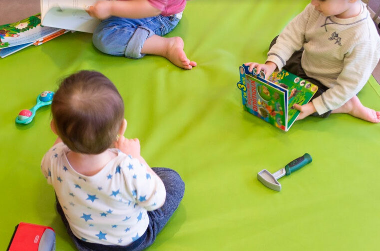 trouvez une place en micro-crèche à Paris pour votre enfant