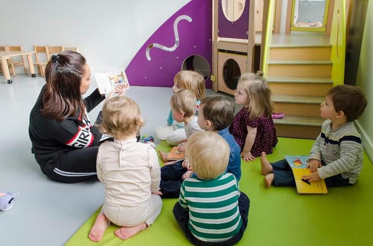 Nos méthodes d'apprentissage s'inspirent du meilleur des pédagogies Montessori, Pikler, Loczy.